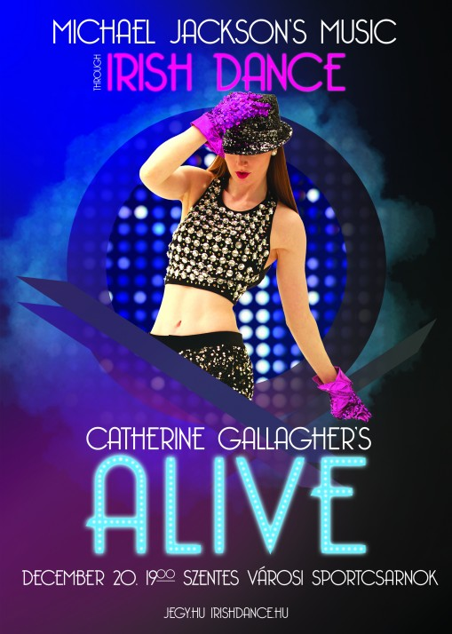 - Michael Jackson - Alive by Catherine Gallagher (SZENTES)